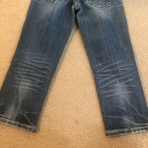 Miss Me Crop Jeans size 27